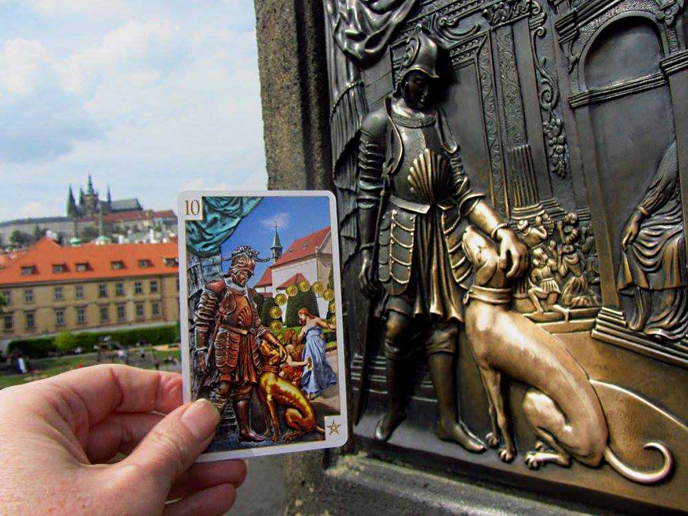 dog of charles bridge