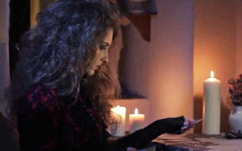 Bohemian Gothic Tarot reading in Prague