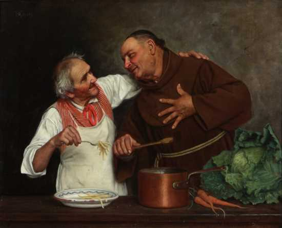 Monk and Chef