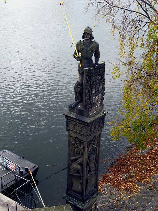 Statue of Bruncvík