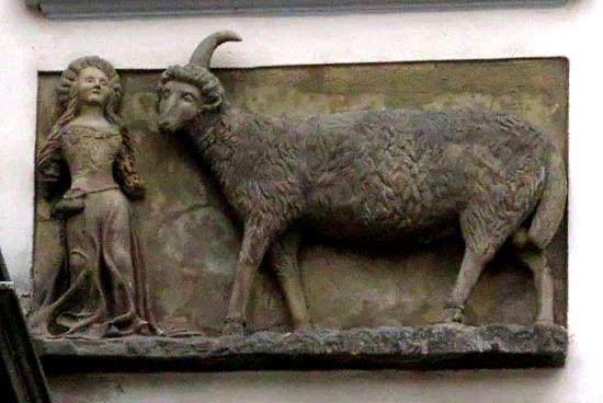 House of the Stone Lamb
