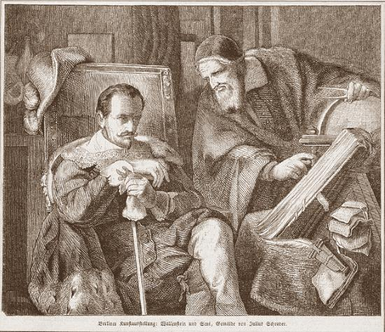 Wallenstein and the Seni